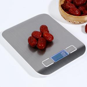 5KG/1G Kitchen Food Diet Stainless Steel Electronic Scale