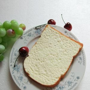 1Pcs Squishy Toy Home Decor PU Simulation Toast -