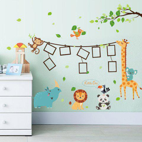 Shop Photo Frame Cartoon Decorative Vinyl Wall Sticker