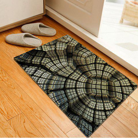 Latest Patterned Indoor Outdoor Water Absorption Area Rug - W16 INCH * L24 INCH EARTHY Mobile