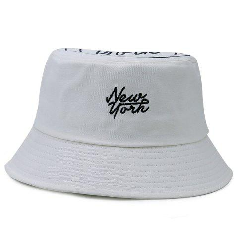 Outfit Icon Pattern Top Letters Printing Bucket Hat OFF-WHITE