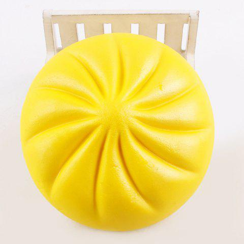 Shops Anti Stress Bun Shape Squishy Charm Toy
