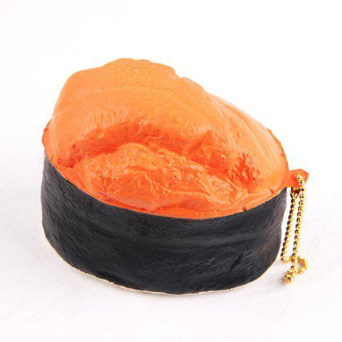 Discount Anti Stress Simulated Sushi Sea Urchin Squishy Toy