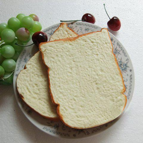 Affordable 1Pcs Squishy Toy Home Decor PU Simulation Toast - LIMEADE  Mobile