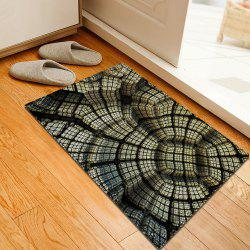 Patterned Indoor Outdoor Water Absorption Area Rug