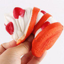 Decompression Simulation Ice Cream Squishy Toy -