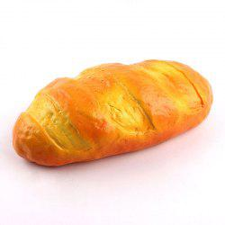Anti Stress PU Simulation Bread Squishy Toy -