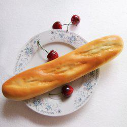 Pâte à papier Squishy Toy Bakery Decor Simulation Bread -