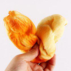 Twist Bread Shape Slow Rising Squishy Toy -