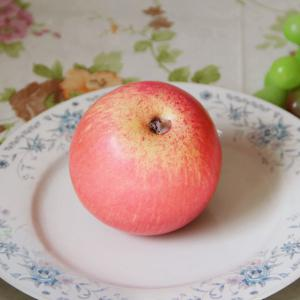 Foam Decorative Fruit Simulation Artificial Apple - PINK