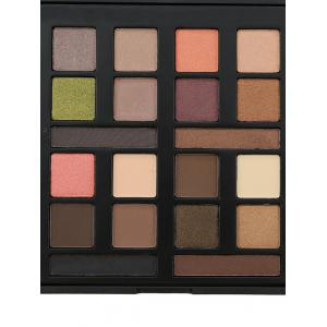 20 Colours Mineral Matte Shimmer Eyeshadow Palette -
