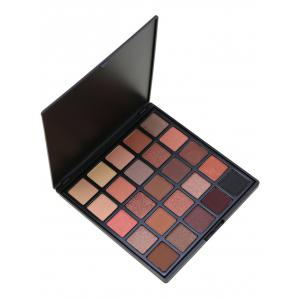 25 Colors Shimmer and Earth Color Eyeshadow Palette -