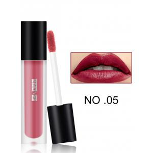 Moisturizing Long Wear Matte Lip Glaze - #05