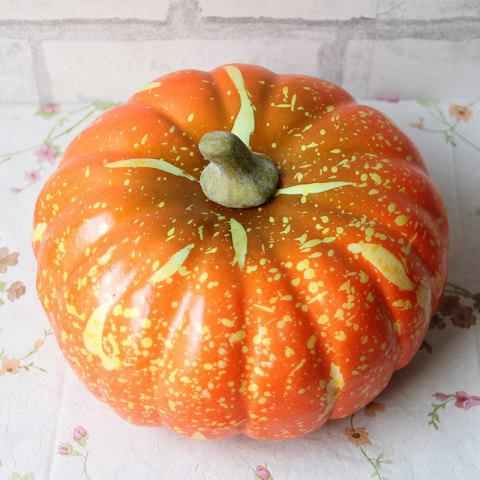 Shop Artificial Foam Simulation Vegetable Decorative Pumpkin - MANDARIN  Mobile