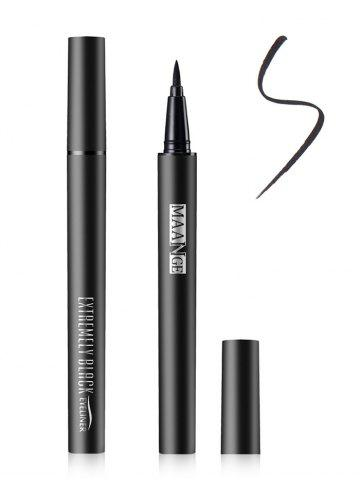 Trendy Fast Dry Liquid Eyeliner Pencil BLACK