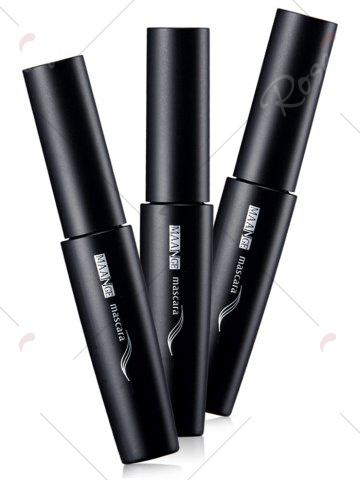 Online Long Wear Volume Lengthening Mascara - BLACK  Mobile