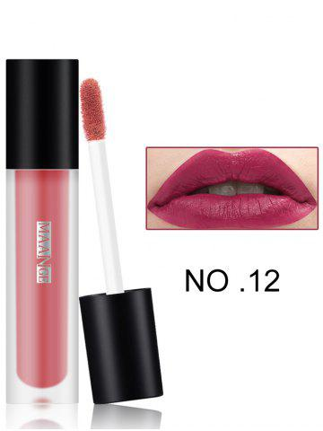 Fancy Moisturizing Long Wear Matte Lip Glaze - #12  Mobile