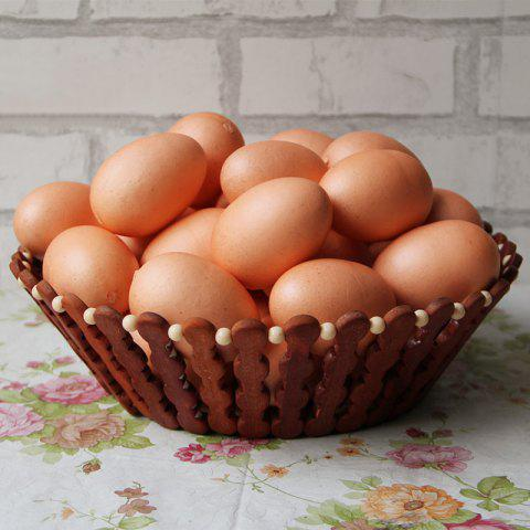 Hot 1 Pcs Decorative Artificial Foam Simulation Egg Model