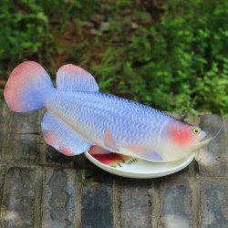 Creative Toy PU Simulation Arowana Fish Model -