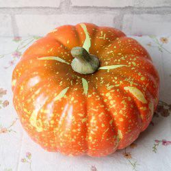 Artificial Foam Simulation Vegetable Decorative Pumpkin -