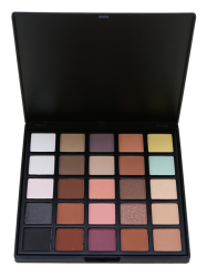 25 Colors Shimmer and Earth Color Eyeshadow Palette
