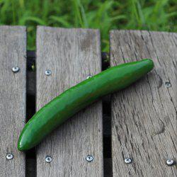 Artificial Foam Vegetable Decorative Simulation Cucumber