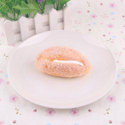 Squishy Simulation Bread Toy Early Education Prop