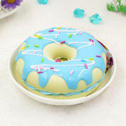 PU Sweet Donut Home Decor Model Squishy Toy