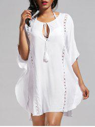 Peasant Tunic Cover Up Dress