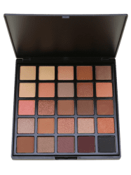 25 Colors Glitter and Earth Color Eyeshadow Palette -