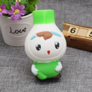 Creative Simulation Toy Slow Rising Squishy Onion Head -