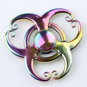 Colorful EDC Fidget Metal Spinner Anti-stress Toy -