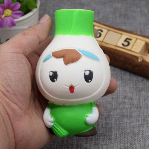 Sale Creative Simulation Toy Slow Rising Squishy Onion Head