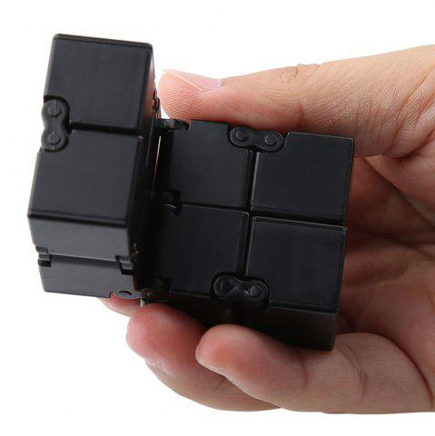 Affordable Anti-stress Relax Fidget Toy EDC Plastic Infinity Cube