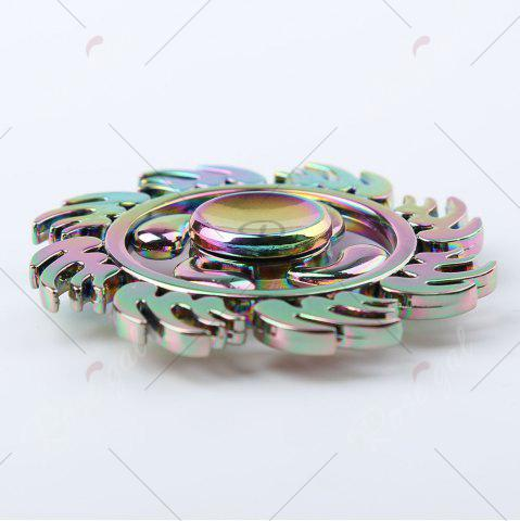 Affordable Fire Wheel Colorful EDC Fidget Metal Spinner Anti-stress Toy - COLORMIX  Mobile