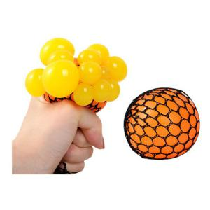 Random Anti-Stress Vent Grape Ball Squishy Toy -
