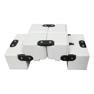 Anti Stress EDC Toy Infinity Cube - WHITE