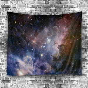 Home Decor Wall Hanging Night Sky Tapestry -