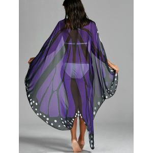 Butterfly Wing Beach Cover Up -