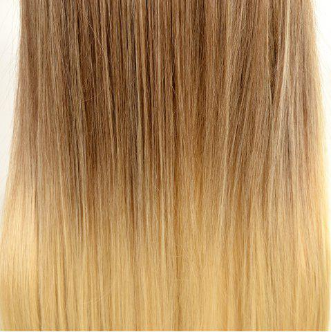 Outfits Side Bang Long Straight Ombre Synthetic Wig - COLORMIX  Mobile