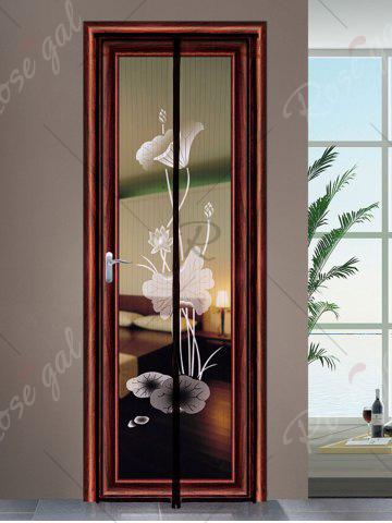 Latest Insect prevention Mesh Magnetic Door Curtain - 90*210CM COFFEE Mobile