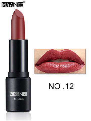Frosted Matte Long Wear Lipstick - #12