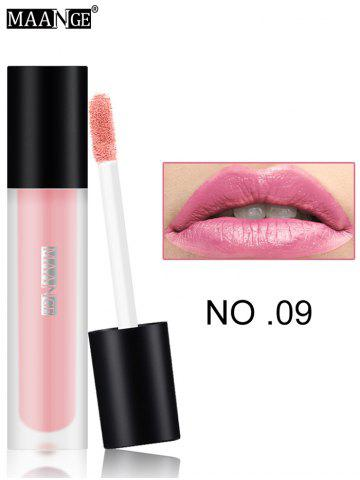 Unique Moisturizing Long Wear Matte Lip Glaze #09