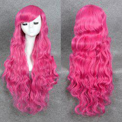 Long Side Bang Layered Wavy My Little Pony Lolita Cosplay Synthetic Wig