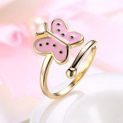 Butterfly Shaped Cuff Ring
