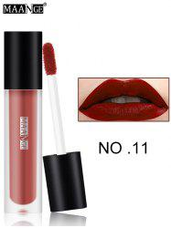 Moisturizing Long Wear Matte Lip Glaze - #11