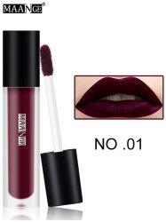 Moisturizing Long Wear Matte Lip Glaze - #01