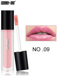 Moisturizing Long Wear Matte Lip Glaze - #09