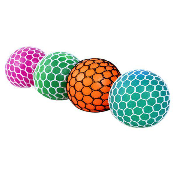 Random Anti-Stress Vent Grape Ball Squishy ToyHOME<br><br>Size: 7CM; Color: RANDOM COLOR; Products Type: Squishy Toy; Theme: Funny; Materials: Plastic; Features: Creative Toy; Use: Home Decoration; Shape/Pattern: Ball; Weight: 0.1300kg; Package Contents: 1 x Squishy Toy;