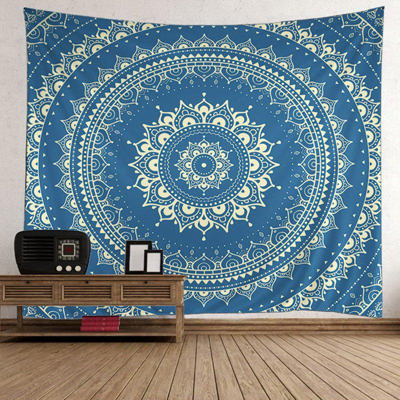 Trendy Bohemian Wall Hanging Mandala Psychedelic Tapestry